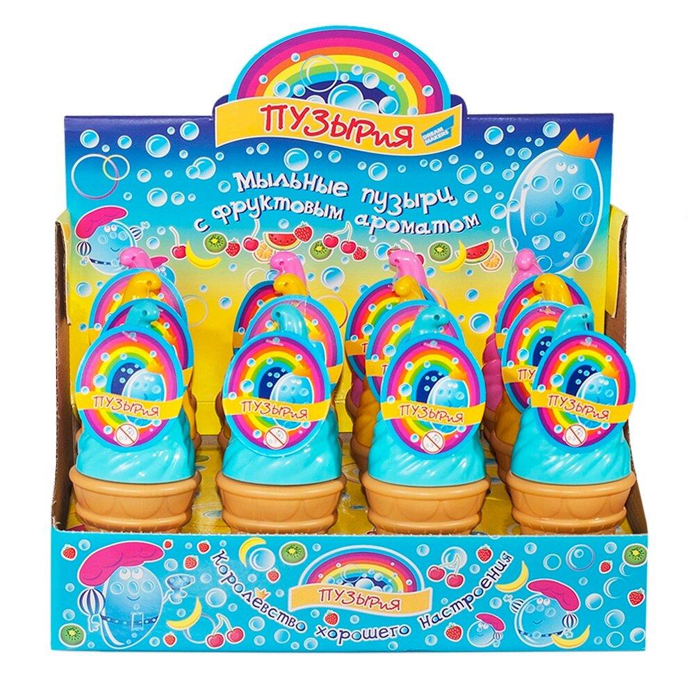 Мыльные пузыри Dream Makers Мороженое