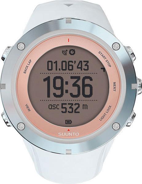 Женские спортивные наручные часы Suunto SS020675000 с хронографом
