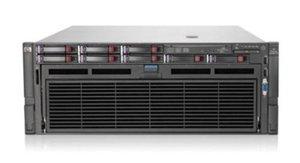 Сервер Proliant DL580R07 E7-4850 10-core 4P SAS (4x2,0(24mb)/16x8GbR2D(8xE7 memory boards)/no SFFHDD(8)/P410iwFBWC(1Gb/RAID5/5+0/1+0/1/0)/4xGigN IC/DVD/4xRPS1200Plat/iLo3 with ICE) (643064-421)