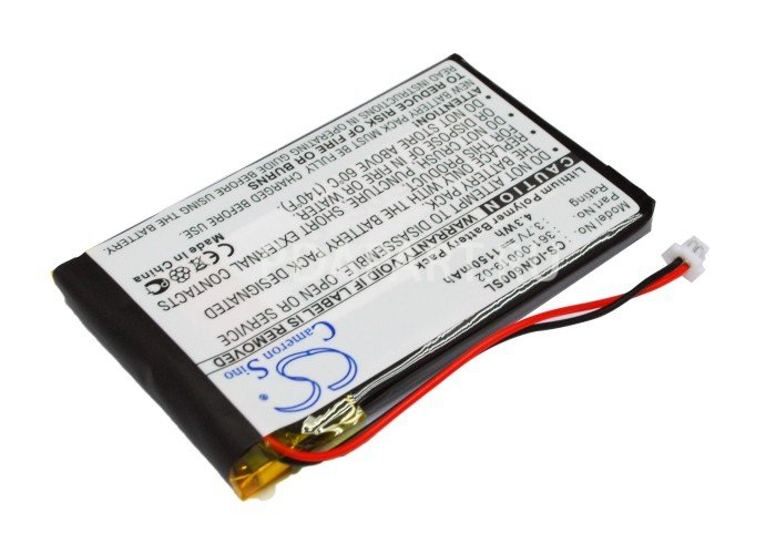 Аккумулятор для Garmin Nuvi 300, 600 1150mah CameronSino