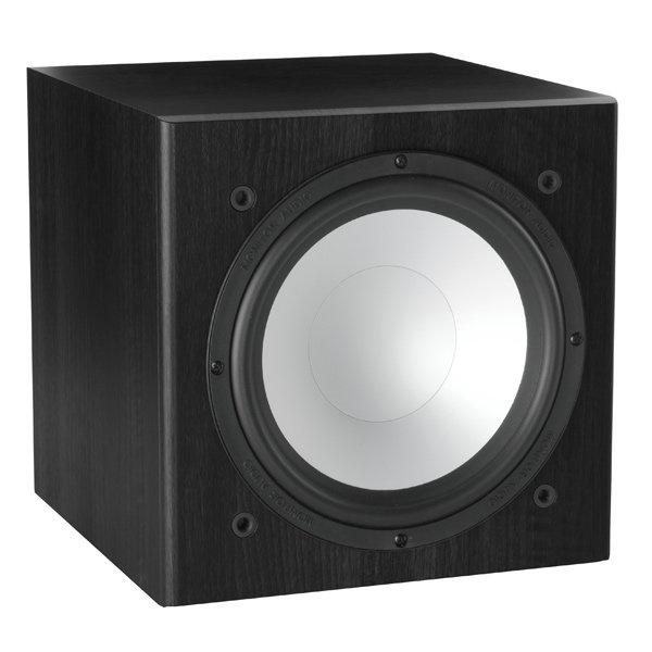 Сабвуфер Monitor Audio MRW10 Black Oak