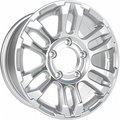 Колесные литые диски SKAD (СКАД) Тайга 7x16 5x139.7 ET40 D98.5 Серебристый (2120008) - фото 1