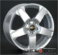 Колесный диск Replica GM35 6,5 \R16 4x100 ET45.0 D56.6 S - фото 1