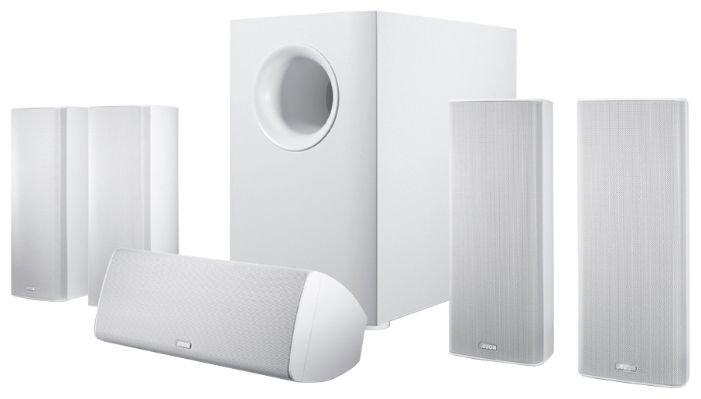 Комплект акустических систем CANTON Movie 365 White