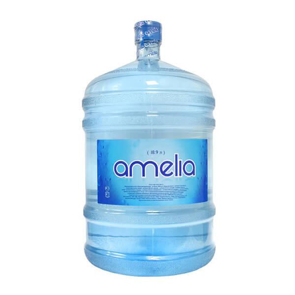Питьевая вода Amelia 19 л. бутыль