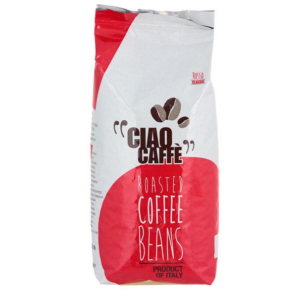 Кофе в зернах CiaoCaffe Rosso Classic 1кг.