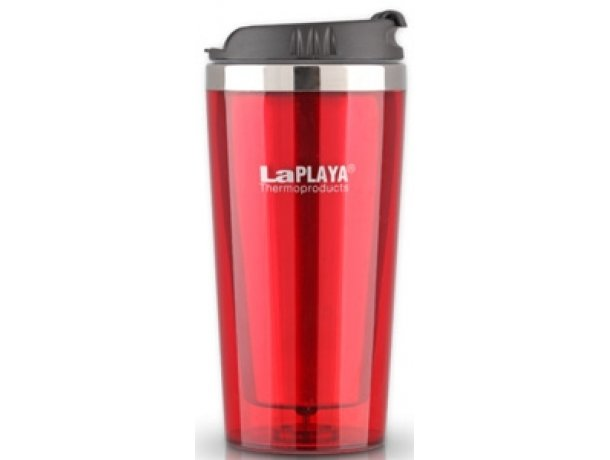 Термокружка LaPlaya Mercury red 0.4 L 532602