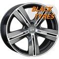 Диск колесный LS Wheels 320 7.5x18/5x108 D63.4 ET45 GMF - фото 1