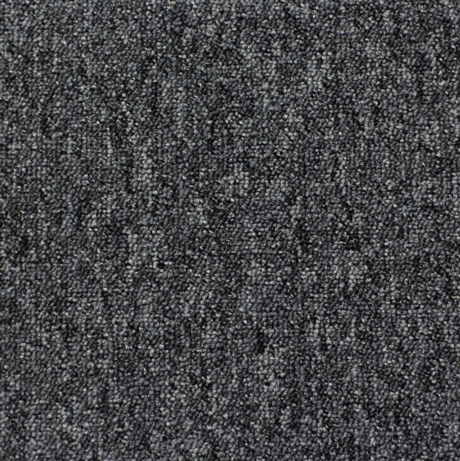 Ковровая Плитка Everest (Эверест) 76 Серо-черный