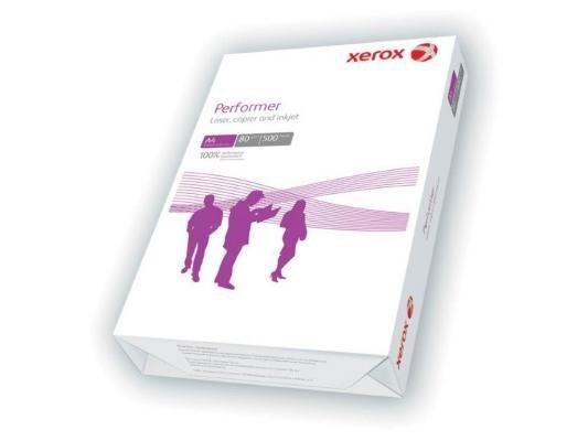 Бумага Xerox Performer А4 80 г/кв.м пачка 500л 003R90649