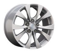 Колесные диски Replica BMW B89 8х17 5/120 ET24 72,6 silver - фото 1