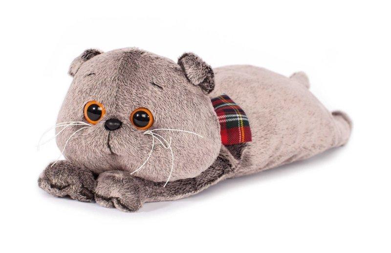 Мягкая игрушка Budi Basa Кот Басик подушка