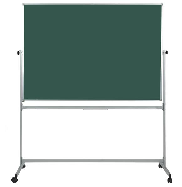 Доска поворотная передвижная 75*100 см boardSYS зеленая