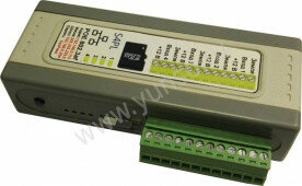 Аудиорегистратор ОСА S4PL с сетевым интерфейсом (4 канала мкф)