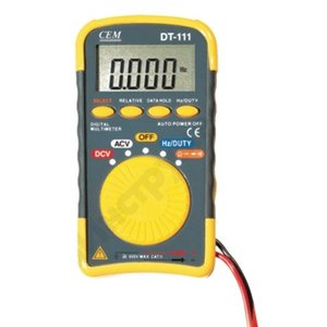 Мультиметр СЕМ DT-111 481622