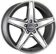 Колесные диски MAK Stern Silver 7.5x16 5x112 ET45.5 D66.6 Silver (F7560STSI46WS3X) - фото 1