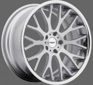 Колесный диск (литой) Tsw Amaroo 8.5x18/5x120.00 D76.00 ET35 Silver Brushed Face Chrome Lip - фото 1