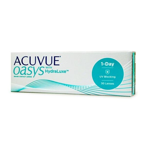 Контактные линзы 1-Day Acuvue Oasys (30 линз)