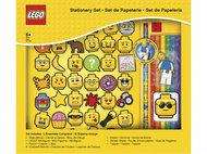 Канцелярский набор LEGO 51180L Канцелярский набор для рисования Iconic 12 предметов