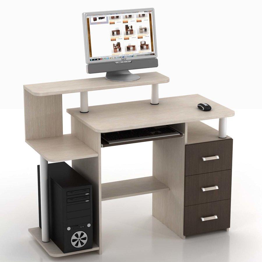 Компьютерный стол простой картинки