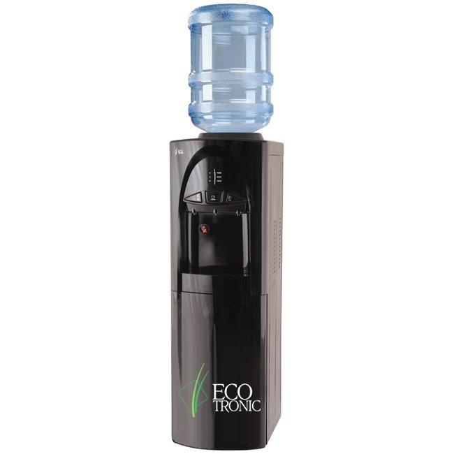 Кулер для воды Ecotronic напольный C4-LCE black
