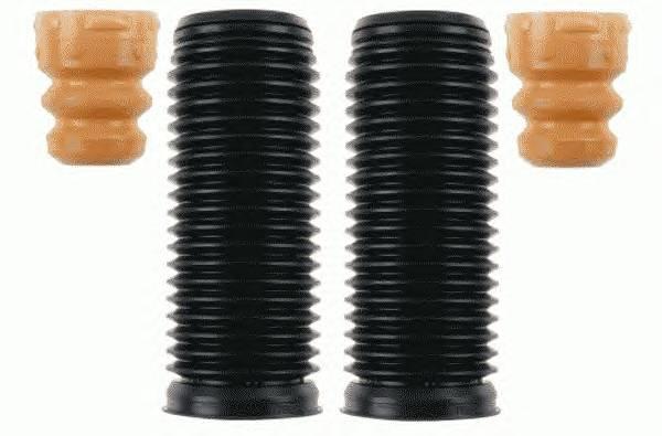 Сервисный комплект переднего амортизатора vw golf v-vi, jetta iii-iv, passat b6/b7, skoda octavia (1z_) (2 пыльника и 2 отбойника) Sachs 900136