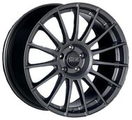 Колесный диск OZ Racing Superturismo LM 8x18 5/114.3 ET45 Dia75 Matt Graphite - фото 1