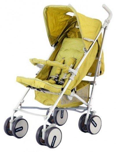 коляска прогулочная Baby Care Premier Olive