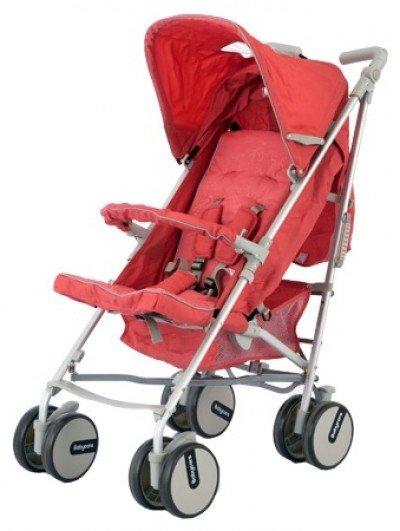 коляска прогулочная Baby Care Premier Pink