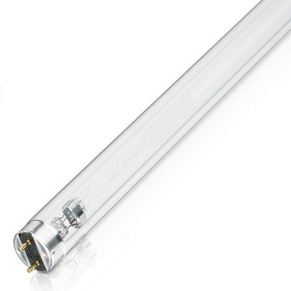 Лампа бактерицидная Philips TUV G25 T8 25W G13 L438mm специальная безозоновая (871150064161840)