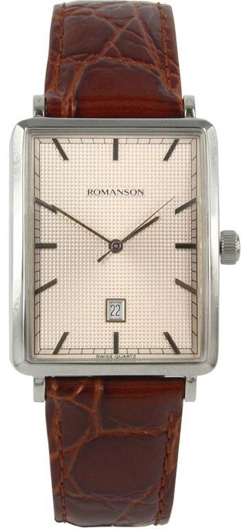 Купить часы romanson modish мужские