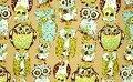 Мебельные ткани Детские мебельные ткани Fashion Birds