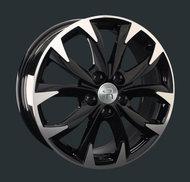 Диски Replay Replica Mazda MZ93 7x17 5x114,3 ET50 ЦО67.1 цвет BKF - фото 1