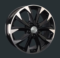 Диски Replay Replica Mazda MZ93 7x17 5x114,3 ET50 ЦО67.1 цвет BKF