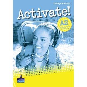 Activate A2 Grammar & Vocabulary Book