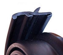 Универсальные резиновые расширители колесных арок Flexline 2дюйма