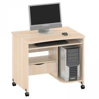 Компьютерный стол СК-26 цвет дуб молочный 80/60/76 см