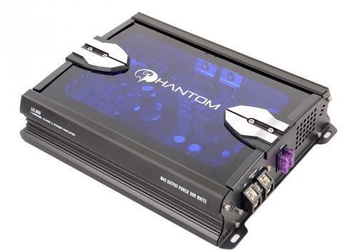 Усилитель Усилитель звука Phantom LX 1.600 1-канальный