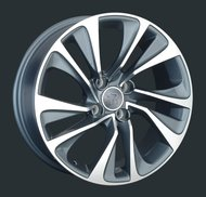 Диски Replay Replica Peugeot PG48 7x17 4x108 ET29 ЦО65.1 цвет GMF - фото 1