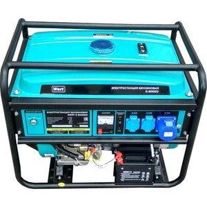 Генератор бензиновый Wert G 8000ED