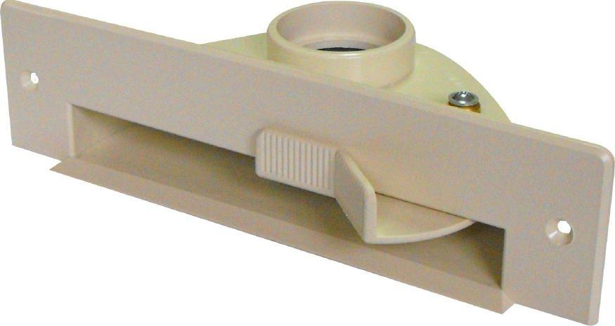 Пневмосовок Vac Pan (пластик, кремовый)