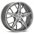 OZ Racing Quaranta 5 8,5x19 5/120 ET40 d79 (Grigio Corsa Diamond Cut) - фото 1