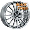 Диск колесный OZ Superturismo GT 8x18/5x112 D75 ET50 Grigio corsa black lettering - фото 1