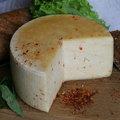 Сыр Качотта с паприкой Теряевский