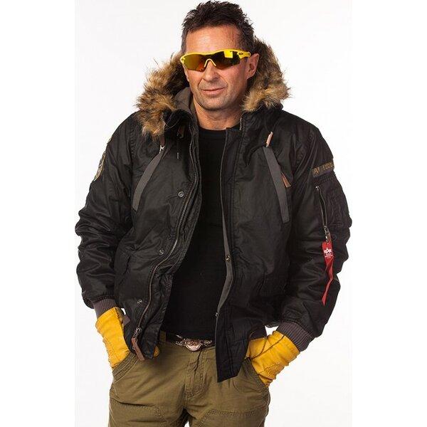 Стоит ли покупать Куртка ALPHA INDUSTRIES? Отзывы на Яндекс.Маркете