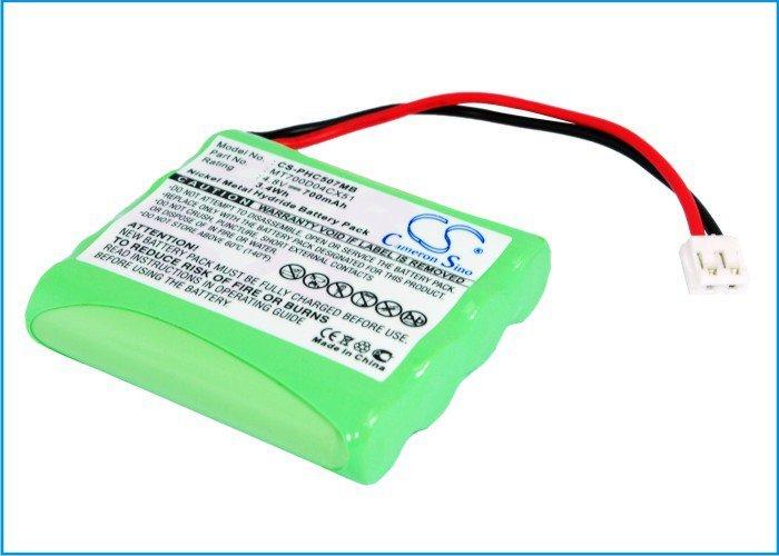Аккумулятор радионяни PHILIPS Avent SCD 468/84-R, SBC-EB4880 A1507 Cameron Sino CS-PHC507MB