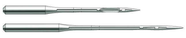 Швейная игла Groz-Beckert B27 №120 для оверлоков