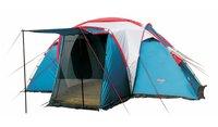 Палатка Canadian Camper Sana 4 Plus Цвет royal (сине-серо-красный)