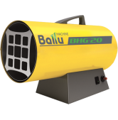 Газовые тепловые пушки Ballu Газовая тепловая пушка Ballu BHG-20