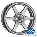 Диски Enkei Racing T6S 8x18 5/112 ET35 d72.6 MS - фото 1